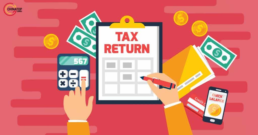 ชิปปิ้ง ภาษีนำเข้า ต้องจ่ายหรือไม่ เมื่อขนส่งข้ามประเทศ Chinatopcargo ชิปปิ้ง ชิปปิ้ง ภาษีนำเข้า ต้องจ่ายหรือไม่ เมื่อขนส่งข้ามประเทศ tax 1024x536
